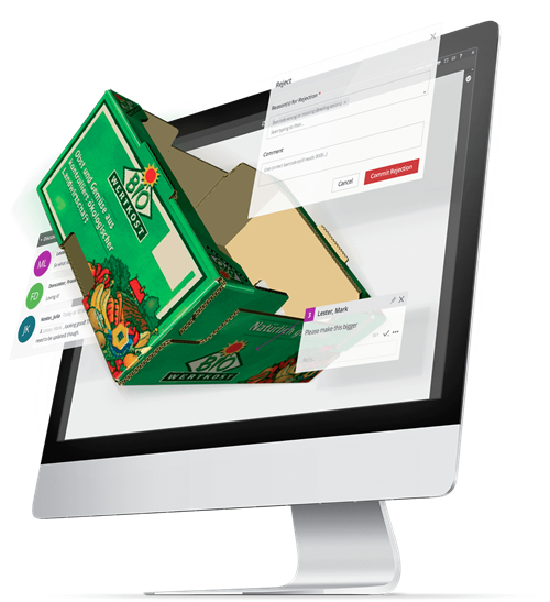 WebCenter: A packaging management solution for brands & suppliers